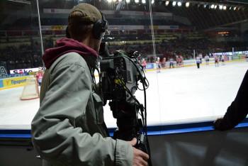 Ostrý obraz a čistý zvuk v neděli 17. října 2021 na ČT SPORT živě lední hokej, futsal a cyklokros